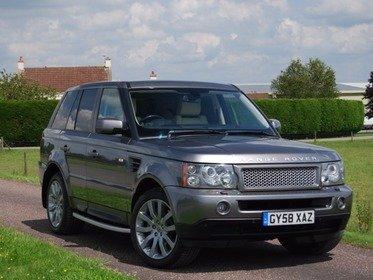 Land Rover Range Rover Sport 2.7 TDV6 HSE
