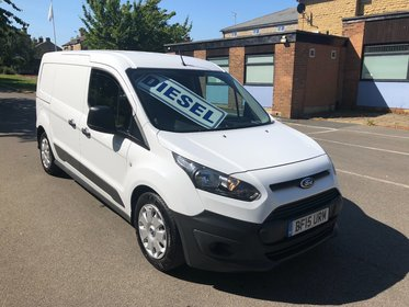 Ford Transit Connect 210 L2 1.6 TDCi Eco-Tech 95ps