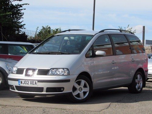 SEAT Alhambra 1.8 20V T SE TIPTRONIC