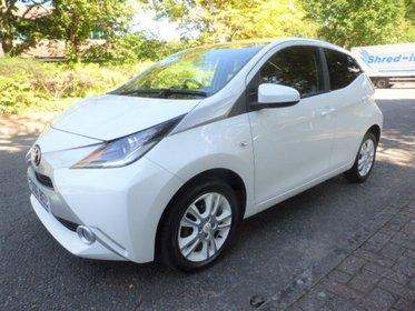 Toyota AYGO X-PURE VVT-i