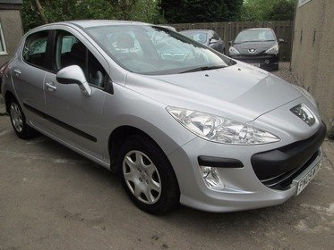 Peugeot 308 1.4 S VTI 95 - 12 MONTHS MOT, SERVICED, 3 MONTHS WARRANTY AND 12 MONTHS AA COVER INCLUDED -