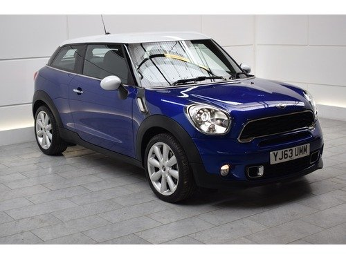 MINI Paceman 1.6 16V COOPER S (CHILI PACK)