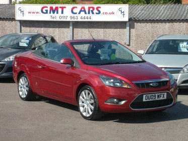 Ford Focus 2.0 TDCI CC-3 DIESEL PART SERVICE HISTORY