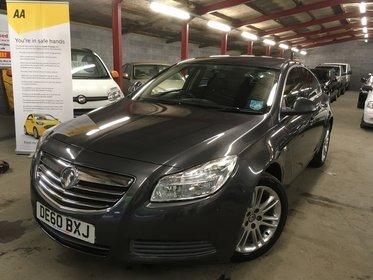 Vauxhall Insignia 2.0CDTI 16V  EXCLUSIV 160PS