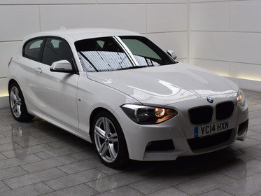 BMW 1 SERIES 2.0 125d M SPORT [218]