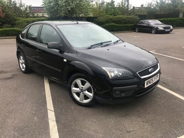 Ford Focus 1.6 zetec.Part Exchange to Clear
