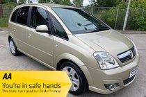 Vauxhall Meriva DESIGN 16V TWINPORT