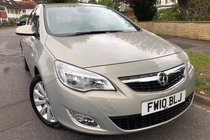 Vauxhall Astra 1.6 SE-HPICLEAR-FSH-LONG MOT/SERVICED