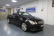 Mercedes E Class E350 CDI BLUEEFFICIENCY SE