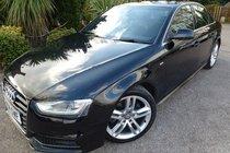 Audi A4 S line 2.0 TDI 150PS