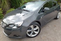 Vauxhall Astra 1.4 16V TURBO S/S SRI GTC 140PS (Start/Stop)
