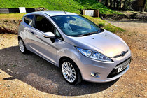 Ford Fiesta Titanium 1.4 096 #FinanceAvailable