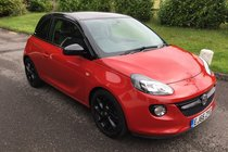 Vauxhall ADAM ENERGISED FULL SERVICE HISTORY BLUETOOTH AIR CON ONE LADY OWNER