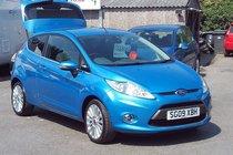 Ford Fiesta TITANIUM 1.4 71,000 MILES
