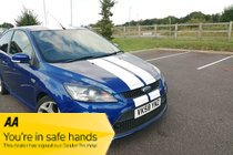 Ford Focus ST-3 SAT NAV LEATHER CLIMATE