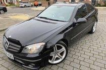 Mercedes CL CLC200 CDI SPORT