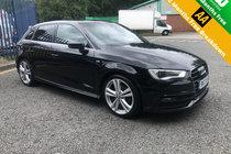 Audi A3 2.0 TDI S LINE +++New Shape+++