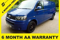 Volkswagen Transporter T28 TDI P/V STARTLINE ##NO VAT TO PAY## 6 MONTH AA WARRANTY - 12 MONTH MOT - FULL SERVICE - 12 MONTH AA BREAKDOWN COVER