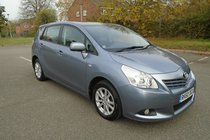 Toyota Verso 1.8 VALVEMATIC TR AUTO, 7 SEAT Pan Roof,Leather