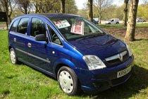 Vauxhall Meriva Life 1.3CDTI 16v