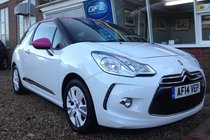 Citroen DS3 E-HDI AIRDREAM DSTYLE PINK
