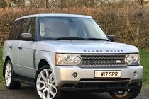 Land Rover Range Rover 07MY TDV8 VOGUE SE