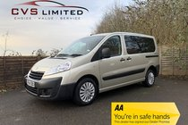 Peugeot Expert 2.0 HDi [163] L1 Tepee Comfort Combi 5/6 Seater 4dr