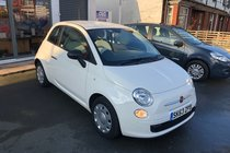Fiat 500 POP/ 1 LADY OWNER + DEALER