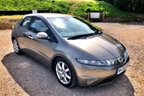 Honda Civic 1.8 EX #FinanceAvailable