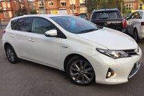 Toyota Auris 1.8 VVT-i Excel e-CVT HSD