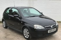 Vauxhall Corsa 1.4 i 16v SXi 3dr 3 FORMER KEEPER , GOOD HISTORY