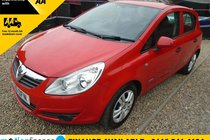 Vauxhall Corsa ENERGY 6 MONTH WARRANTY-12 MONTH MOT-12 MONTH AA COVER-12 MONTH FULL SERVICE