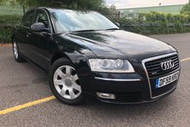Audi A8 TDI QUATTRO DPF SE