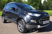 Ford Eco TITANIUM X-PACK TDCI
