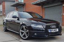 Audi A4 Black Edition 2.0 TDI 136 PS