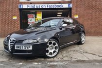Alfa Romeo GT TS BLACKLINE VERY RARE CAR WITH VERY LOW MILEAGE