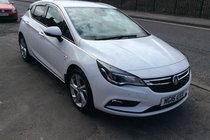 Vauxhall Astra SRI ECOFLEX S/S - BUY NO DEPOSIT FROM £53 A WEEK T&C APPLY