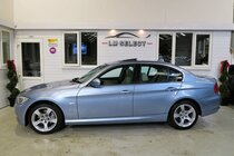 BMW 3 SERIES 320d EXCLUSIVE EDITION 184