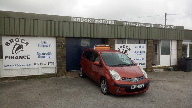 Brock motors at crowtrees car centre nissan note 1 5 dci - Nissan uk head office telephone number ...