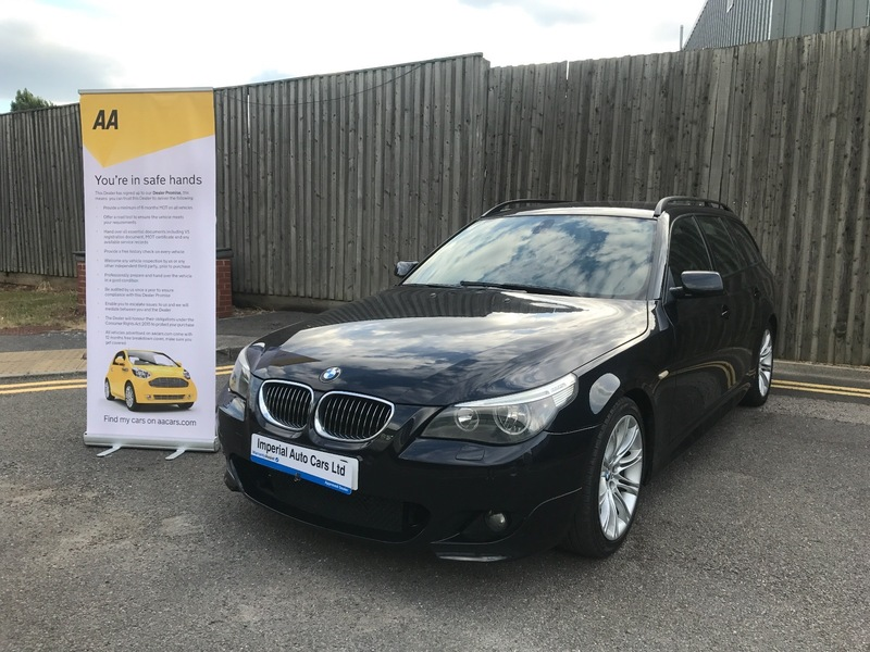 Bmw 525 525d Sport Touring Infinity Uk Cars Limited
