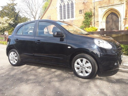 Nissan Micra Acenta FULL NISSAN HISTORY, JUST THE 1 OWNER