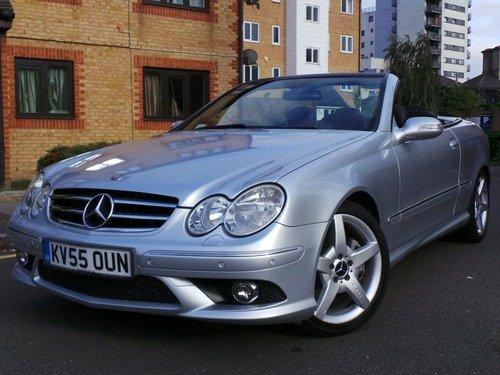Mercedes CLK CLK 200 KOMPRESSOR SPORT