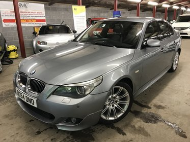 BMW 5 SERIES 545i V8 SPORT