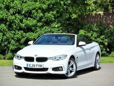 BMW 4 SERIES 2.0 420d M SPORT