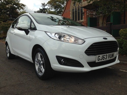 Ford Fiesta 1.25 ZETEC 82PS JUST 1 OWNER, FULLY SERVICED & READY TO GO!