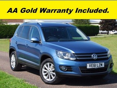 Volkswagen Tiguan 2.0 TDI SE BLUEMOTION TECHNOLOGY 140PS