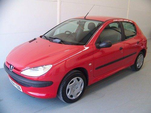 Peugeot 206 1.4 LX AC