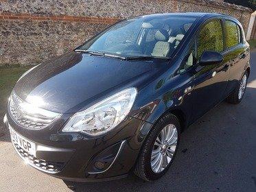 Vauxhall Corsa 1.4I VVT A/C SE