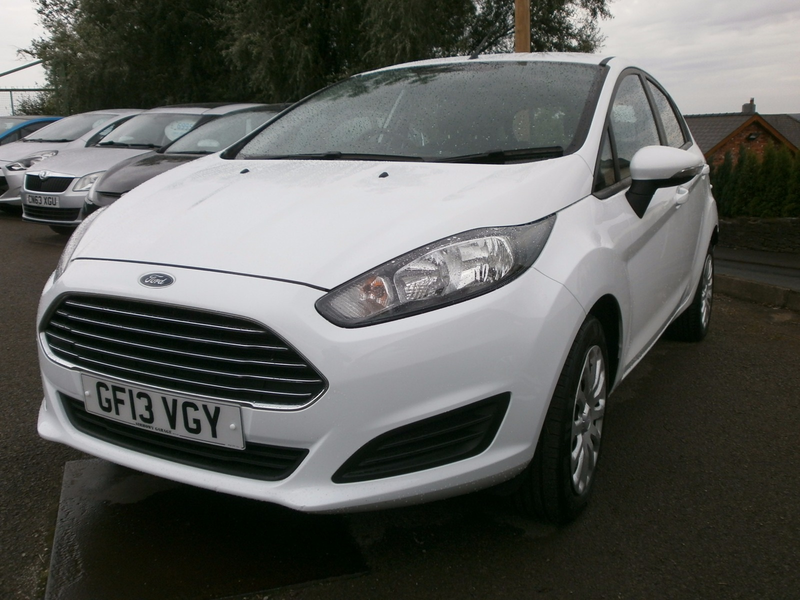Sirhowy garage ford fiesta 1 5 tdci style for Garage ford fiesta occasion