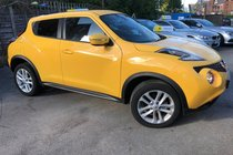 Nissan Juke 1.2 DIG-T N-Connecta (s/s)